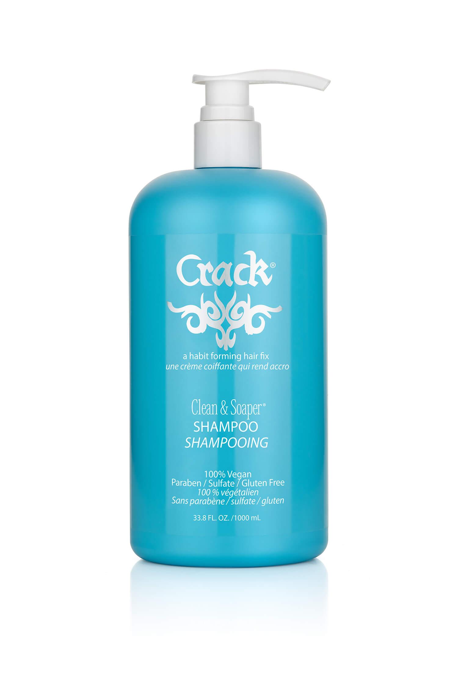 Crack Hair Fix Italia - Shampoo 1 lt