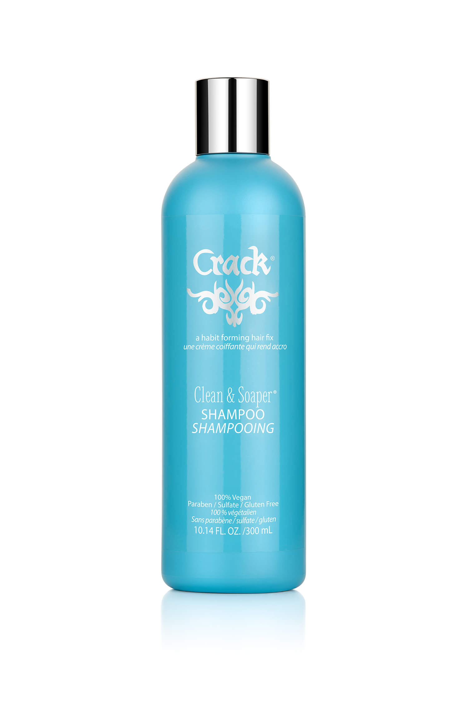 Crack Hair Fix Italia - Shampoo 300 ml