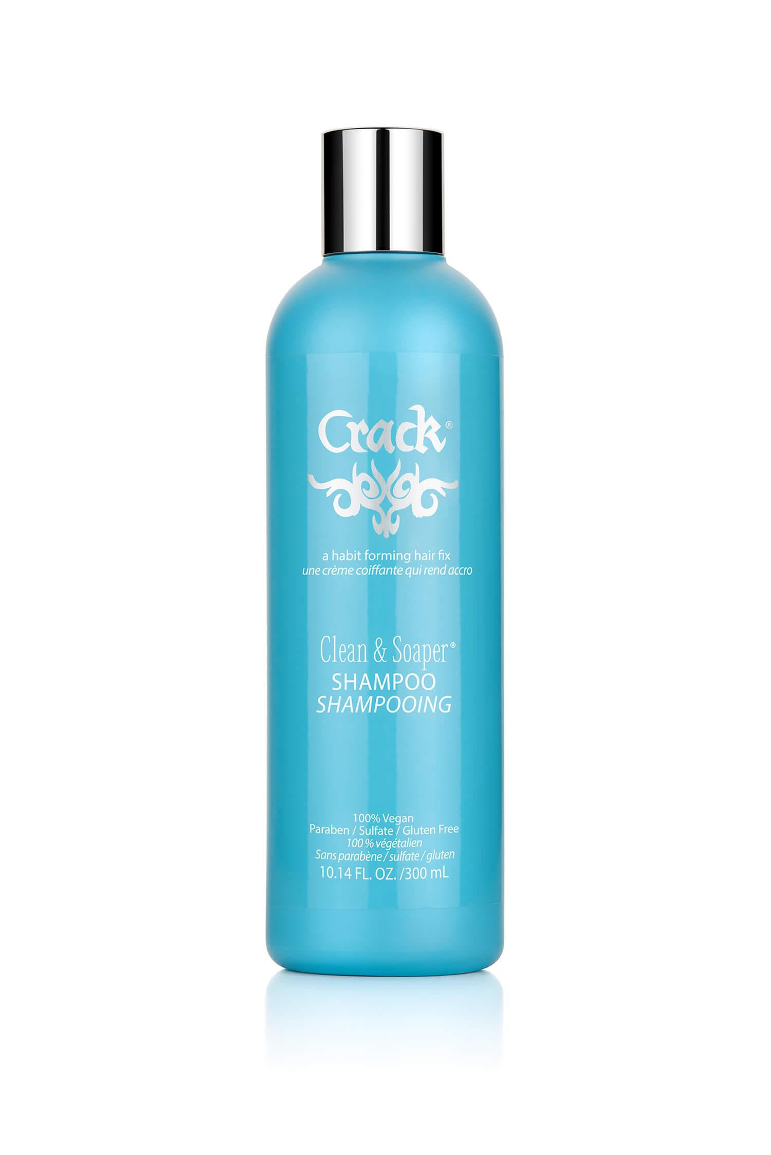 Crack Hair Fix Italia - Shampoo 300 ml